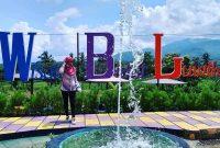 Air Mancur Wisata Bukit Luwih Bondowoso