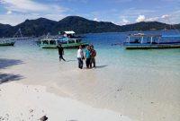 Alamat Wisata Pantai Pasir Putih Lampung