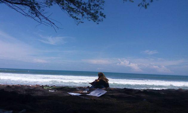 Destinasi Wisata Pantai Bugel Di Kulon Progo