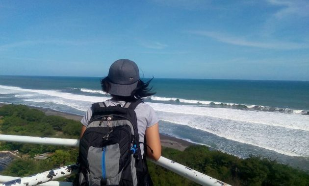 Destinasi Wisata Pantai Pandansari Di Bantul