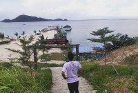 Fasilitas Pantai Sari Ringgung Lampung