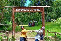 Gerbang Situgunung Glamping Sukabumi