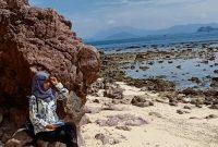 Jalan Menuju Wisata Pantai Pasir Putih Lampung