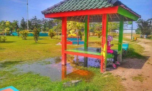 Kawasan Taman Ngronggo Kota Kediri