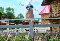 Kincir Angin Asia Farm Pekanbaru Riau