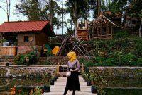 Kolam Kampung Wisata Tirta Agung Bondowoso