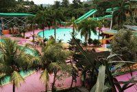 Kolam Renang Taman Wisata Lembah Hijau Lampung