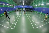 Lapangan Badminton Di Lampung Walk