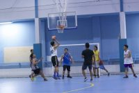 Lapangan Basket Di Lampung Walk