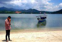 Lokasi Pantai Dewi Mandapa Pesawaran