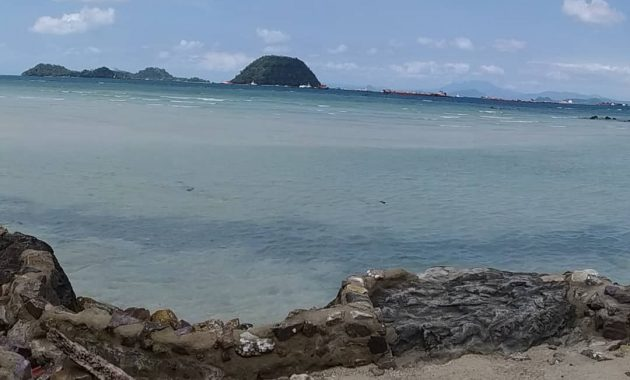 Lokasi Wisata Pantai Pasir Putih Lampung