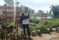 Pintu Masuk Kampung Wisata Tirta Agung Bondowoso