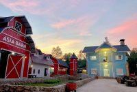 Rumah Asia Farm Pekanbaru Riau