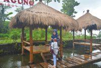 Saung Kampung Wisata Tirta Agung Bondowoso