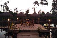 Sore Hari Kampung Wisata Tirta Agung Bondowoso
