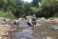 Spot Foto Air Terjun Way Lalaan Tanggamus