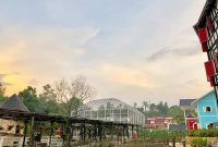 Suasana Asia Farm Pekanbaru Riau