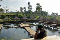 Waduk Kampung Wisata Tirta Agung Bondowoso
