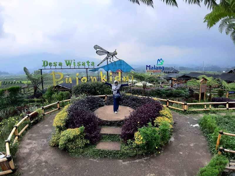 12 Gambar Desa Wisata Pujon Kidul Tiket Masuk Lokasinya
