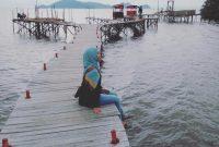 Wahana Pantai Dewi Mandapa Pesawaran
