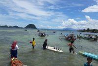 Wahana Wisata Pantai Pasir Putih Lampung