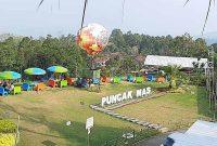 Alamat Wisata Puncak Mas Lampung