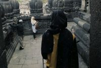 Bagian Dalam Candi Prambanan Yogyakarta