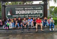 Deskripsi Candi Borobudur Magelang