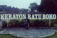 Fasilitas Candi Ratu Boko Yogyakarta
