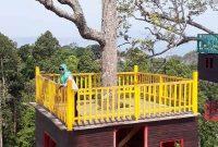 Gardu Pandang Wisata Puncak Mas Lampung