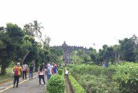 Jam Buka Candi Borobudur Magelang