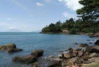 Keindahan Wisata Pantai Wartawan Lampung