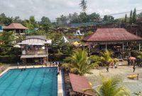 Kolam Renang Slanik Waterpark Lampung