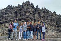 Lokasi Candi Borobudur Magelang
