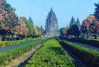 Lokasi Candi Prambanan Yogyakarta