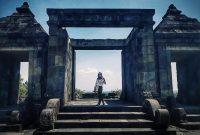 Lokasi Candi Ratu Boko Yogyakarta