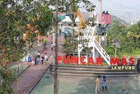 Lokasi Wisata Puncak Mas Lampung