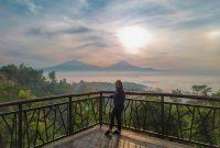 Panorama Punthuk Setumbu Magelang
