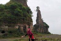 Rute Brown Canyon Semarang