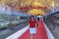 Rute Objek Wisata Jambi Paradise