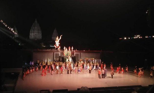 Sendratari Roro Jonggrang Candi Prambanan