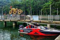 Speed Boat Telaga Ngebel Ponorogo