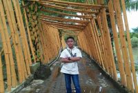 Spot Bambu Objek Wisata Jambi Paradise