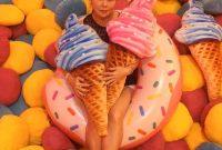 Spot Foto Ice Cream World Bali