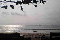 Sunset Pantai Labuhan Jukung Lampung