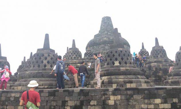 Tiket Masuk Candi Borobudur Magelang