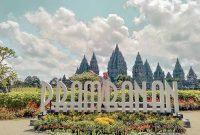 Tiket Masuk Candi Prambanan Yogyakarta