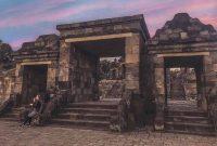 Tiket Masuk Candi Ratu Boko Yogyakarta