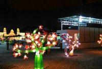 Wahana Taman Lampion Kota Lama Semarang