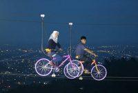 Wisata Malam Puncak Mas Lampung